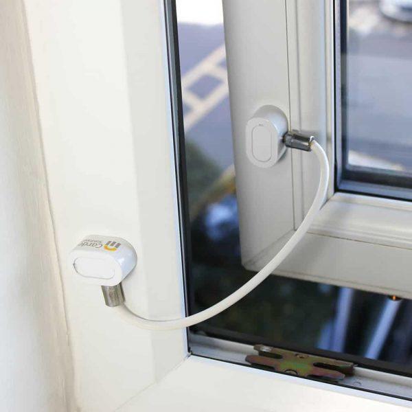Cardea Fixed Restrictor - Open Window