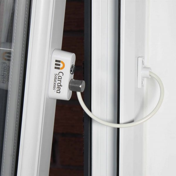 Cardea Premium Window Restrictor - Open